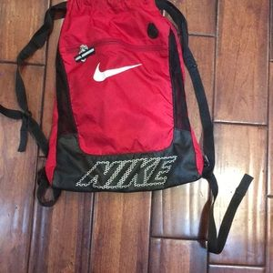 Nike synch up bag backpack